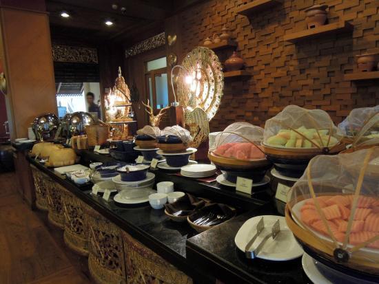 Khum Phaya Resort & Spa, Centara Boutique Collection: Hotel Breakfast