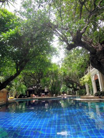 Khum Phaya Resort & Spa, Centara Boutique Collection: Quiet pool