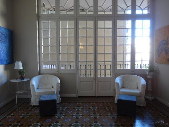 Plaza Catalunya Guest House : 休憩場所