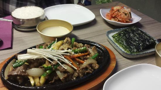 Sarangchae Korean Restaurant
