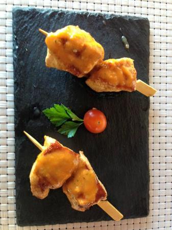 Taberna Ibérica: Pollo y Saffron