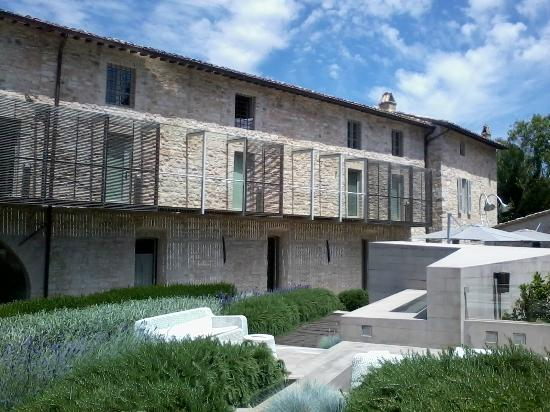 spa museum - Picture of Nun Assisi Relais & Spa Museum, Assisi ...