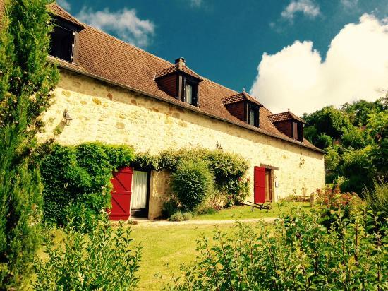 Les Collines du Périgord : maison