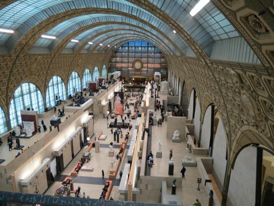 Παρίσι, Γαλλία: Museo d'Orsay