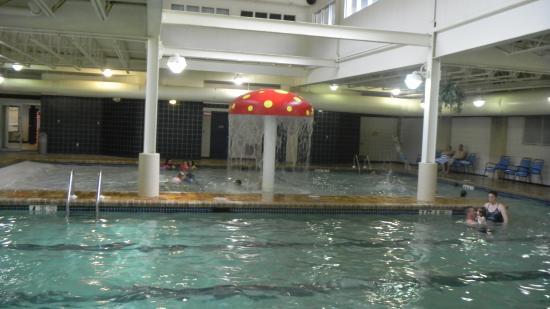 Ridge Top Village at Shawnee: indoor pool