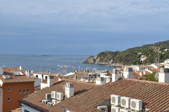 Hotel Port-Bo: Balcony view