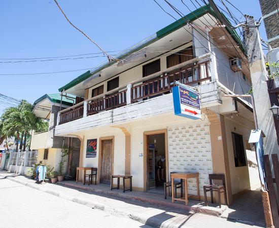 La bella casa boracay filippinerna omd men och for La casa bella