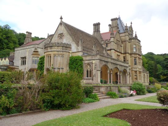 Clevedon Court: House
