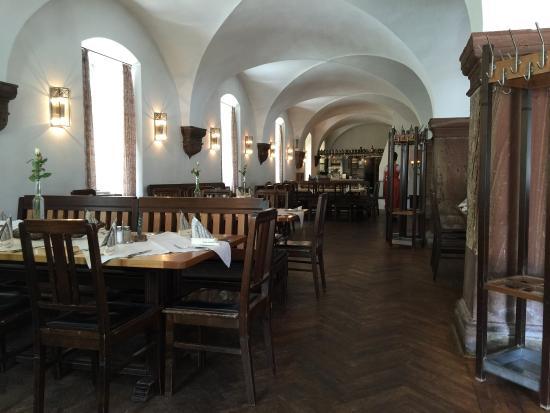 Spinat knodel - Picture of Klosterschaenke, Pfortenhaus Kloster ...