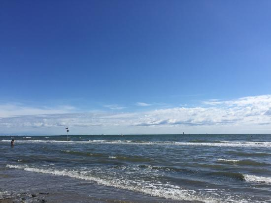 Residence Novamarina: Scorci di paesaggio del nova marina