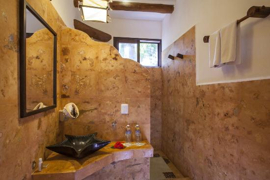 Holbox Dream Beach Front Hotel by Xperience Hotels: Bathroom
