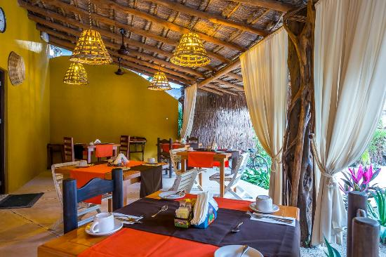Holbox Dream Hotel by Xperience Hotels: Restaurant