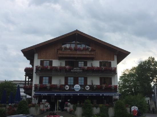Photo of German Restaurant Neuer Am See Cafe - Restaurant at Seestr. 104, Prien am Chiemsee 83209, Germany