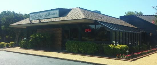 Victoria S Restaurant In Williamsburg Va