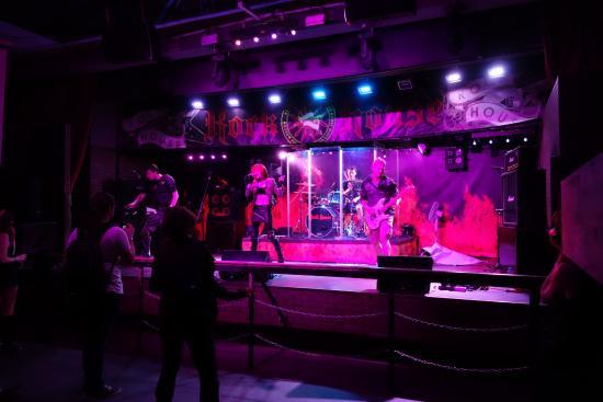 rock house клуб москва