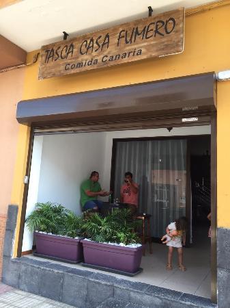 TASCA CASA FUMERO