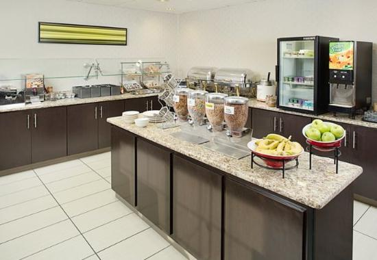 Residence Inn Portland Scarborough: Breakfast Buffet