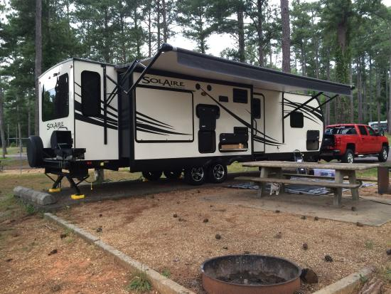 Sweetwater Campground : Lakefront sites available