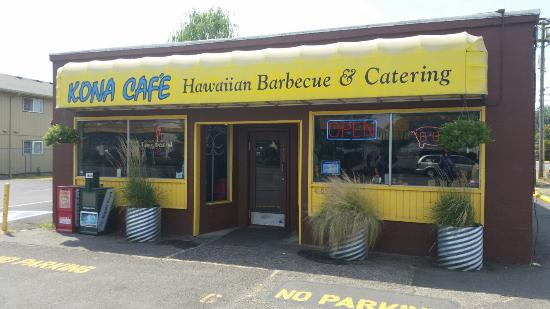 ‪Kona Cafe Hawaiian Barbecue‬