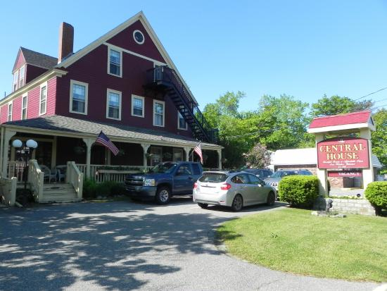 The Central House, Bar Harbor, ME