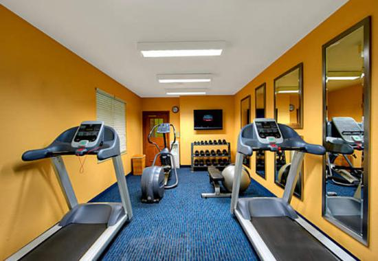 TownePlace Suites Manchester-Boston Regional Airport: Fitness Center
