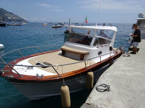 Restart Boat: Beautiful boat in like-new condtion