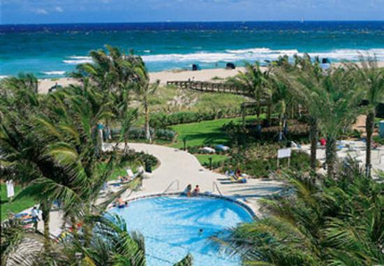 Marriott's Ocean Pointe: Outdoor Pool