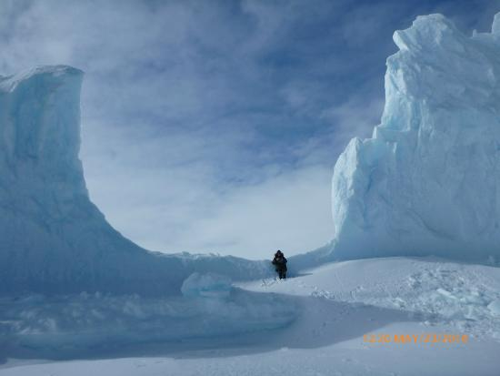 Baffin Island: Iceberg near Pond Inlet