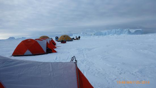 Baffin Island: Floe Edge near Pond Inlet