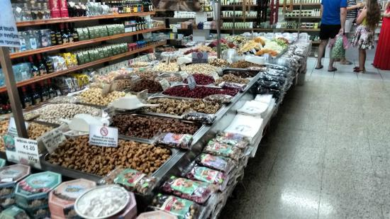 Paphos Market Traditional Shop