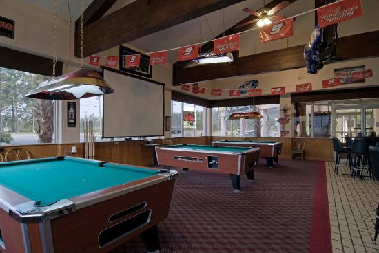 Americas Best Value Inn Florence: Billiards