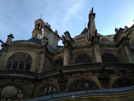 Παρίσι, Γαλλία: The Church of St Eustace, Paris