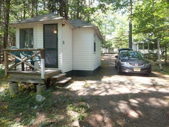 Hinckley's Dreamwood Cabins: 8A