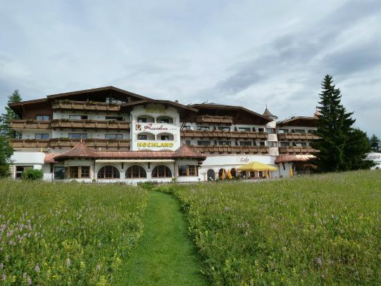 Hotel Residenz Hochland: the hotel exterior