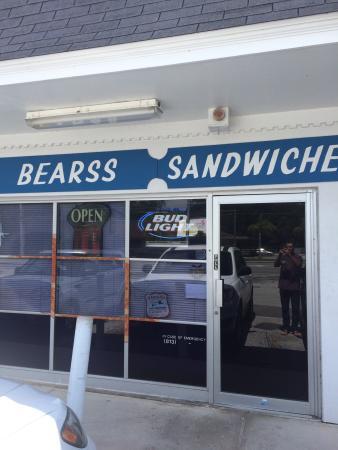 Bearss Sandwiches