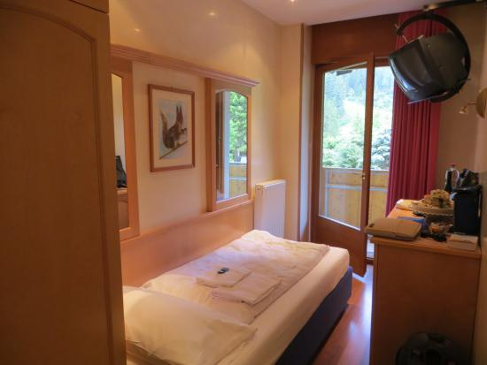 Chalet Brigitta: Single Room of a Triple Room