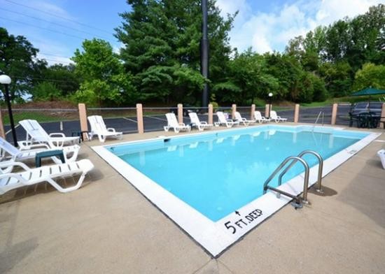 Comfort Inn: Outdoor Pool
