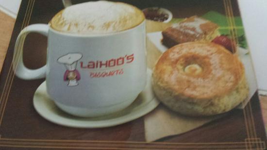 Laihoo's Cafe de China : Muy rica la comida Muy mal servicio