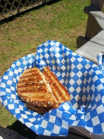 Lobster Brie Panini