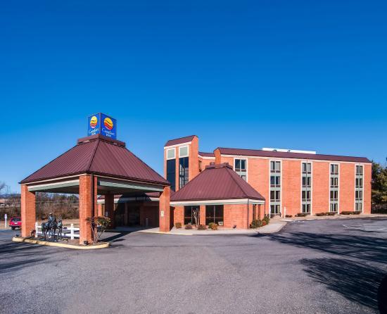 Photo of Comfort Inn Virginia Horse Center Lexington