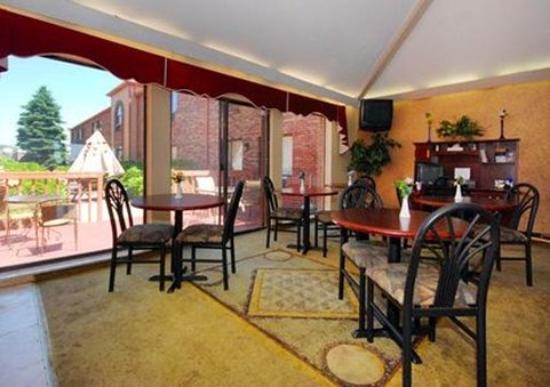 Rodeway Inn: Restaurant -OpenTravel Alliance - Restaurant-