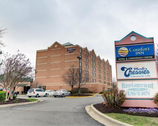 Photo of Comfort Inn Conference Center Bowie