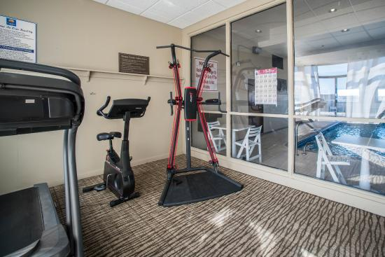 Comfort Inn & Suites Hazelwood: Mo Fitness