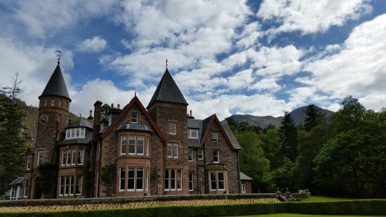 The Torridon Inn: the hotel