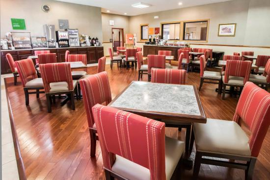 Comfort Inn: Il Bkfast