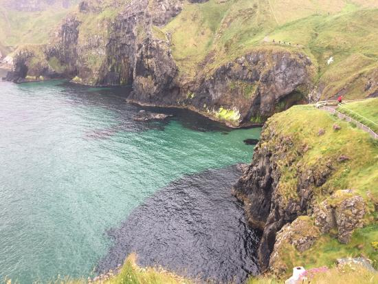 Carrick-A-Rede Rope Bridge: Do not miss the Rope bridge! Fantastic views!