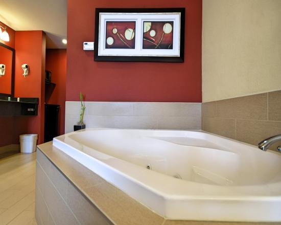Comfort Inn: Bedroom