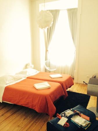 Lisbon Lounge Hostel Foto
