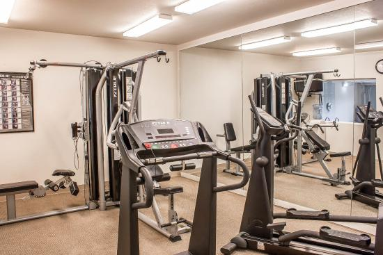 Comfort Inn and Suites: Fitness