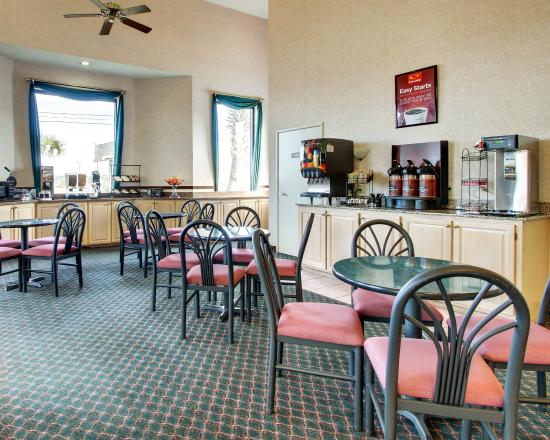 Comfort Inn Gulfport : MSBREAKFAST